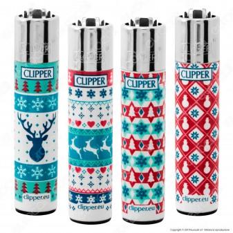 Clipper Large Fantasia Winter - 4 Accendini