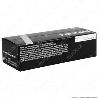Procell Duracell Industrial Alcaline Transistor 9V - Box 10 Batterie
