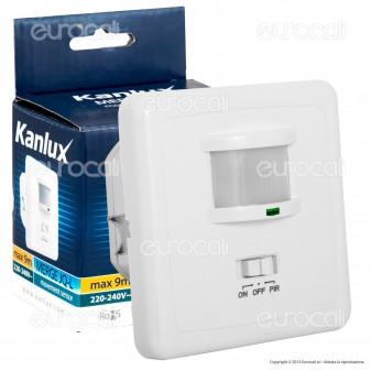 Kanlux MERGE JQ-L Sensore di Movimento a Infrarossi per Lampadine