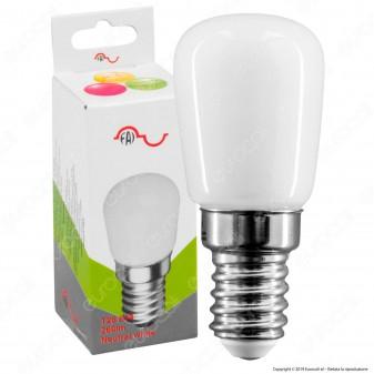 FAI Lampadina LED E14 3,5W Tubolare T26 - mod. 5174/CA / 5174/CO / 5174/FR