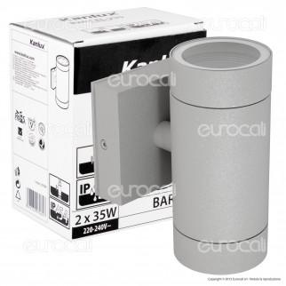 Kanlux BART EL-235 Portalampada Wall Light da Muro per Lampadine GU10 - mod.7080