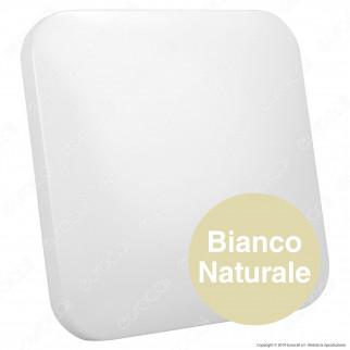V-Tac VT-8076 Plafoniera LED 32W Forma Quadrata Colore Bianco - SKU 1443 / 1444 / 1445