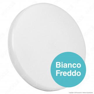 V-Tac VT-8066RD Plafoniera LED 25W Forma Rotonda Colore Bianco - SKU 1392 / 1393 / 1394