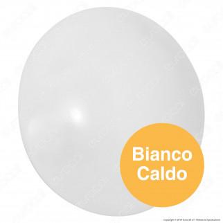 Wiva Plafoniera LED 32W mod. PLAFÒ Bianca Forma Circolare - mod. 51300004 / 51300005