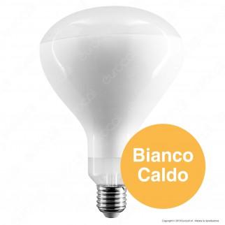 Bot Lighting Shot Lampadina LED E27 11W Bulb Reflector R125 Filament Dimmerabile - mod. WLD501152D