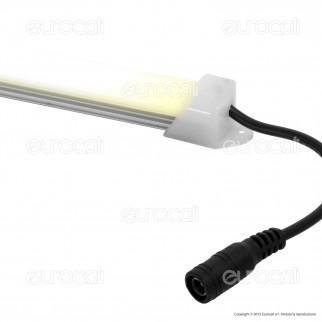 V-Tac VT-5631 Striscia LED Rigida 5630 Monocolore con Profilo - Barra da ½ metro