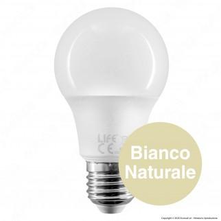 Life Lampadina LED E27 8W Bulb A60