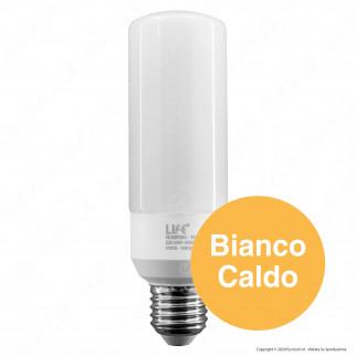 Life Lampadina LED E27 14W Tubolare T45 - mod. 39.920525C / 39.920525N / 39.920525F