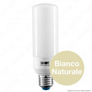 Bot Lighting Shot Lampadina LED E27 9,5W Tubolare T45 - mod. SLD7410X2 / SLD7410X3 / SLD7410X1