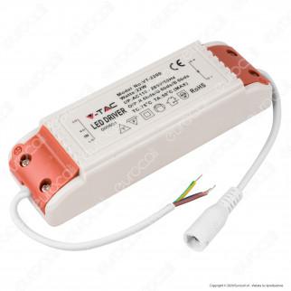 V-Tac Driver per Pannelli LED 22W Non Dimmerabile - SKU 8038