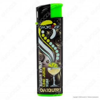 SmokeTrip Accendini Elettronici Ricaricabili Fantasia Cocktails 2 - Box da 50 Accendini
