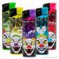 SmokeTrip Accendini Elettronici Ricaricabili Fantasia Psyco Clown - 5 Accendini