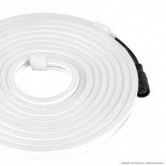 Sure Energy Kit LED Neon Flex Strip Light 9W/m IP65 - Bobina da 3 metri - mod. T448 / T449 / T450