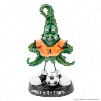 CannaBuds Statuetta Decorativa in Poliresina - Johny High Trick