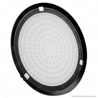 Ener-J Lampada Industriale LED Ufo Shape 150W SMD 90° High Bay - mod. T332