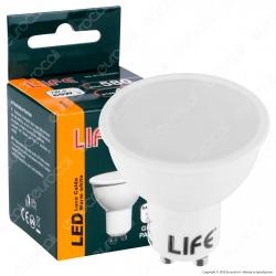 Life PAR16 Lampadina LED GU10 7W Faretto Spotlight 100° - mod. 39.910249C / 39.910249N / 39.910249F