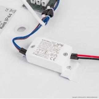 V-Tac VT-8601 Lampada LED a Specchio da Parete 25W con Anti Appannamento - SKU 40481