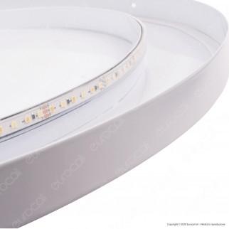 V-Tac VT-8602 Lampada LED a Specchio da Parete 25W 3in1 Dimmerabile con Anti Appannamento - SKU 40491