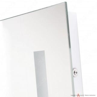 V-Tac VT-8700 Lampada LED a Specchio Rettangolare da Parete 30W con Anti Appannamento - SKU 40451