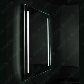 V-Tac VT-8800 Lampada LED a Specchio Rettangolare da Parete 38W IP44 con Anti Appannamento - SKU 40471