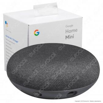Google Home Mini Smart Speaker Colore Grigio Antracite - SKU 100067