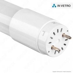 Wiva Tubo LED T8 G13 18W Lampadina 120cm - mod. 12100152 / 12100153 / 12100154