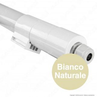 Sylvania Start Batten Tubo LED Plafoniera Raccordabile 20W Lampadina 120cm - mod. 45151
