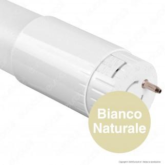 V-Tac PRO VT-061 SMD Tubo LED Nano Plastic T8 G13 10W Chip Samsung Lampadina 60cm - SKU 650 / 651 / 652