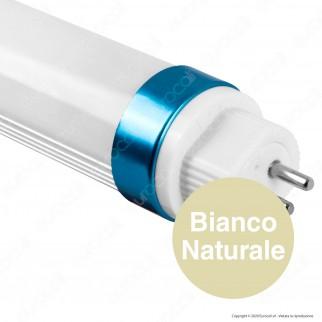 Life Tubo LED T5 G5 25W in Policarbonato e Alluminio Lampadina 120cm - mod. 39.96T012N