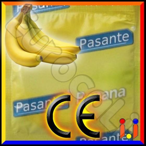 Preservativi Pasante Flavours alla Banana