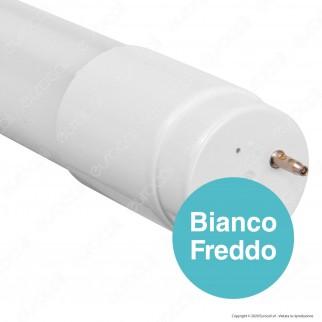 V-Tac VT-1607 SMD Tubo LED Nano Plastic T8 G13 7W Lampadina 60cm - SKU 6474 / 6475 / 6476