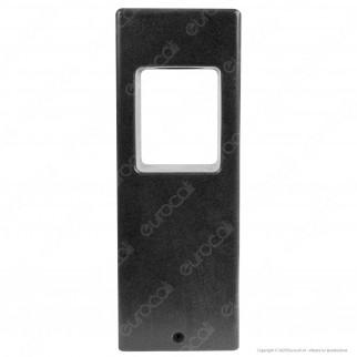 V-Tac VT-898 Lampada LED da Giardino 12W in Cemento con Fissaggio a Terra IP65 Lampione 495mm - SKU 8698