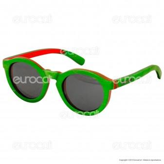 Northweek in Legno Timber Mod. 04 - Occhiali da Sole con Lenti Polarizzate