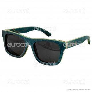 Northweek in Legno Timber Mod. 06 - Occhiali da Sole con Lenti Polarizzate