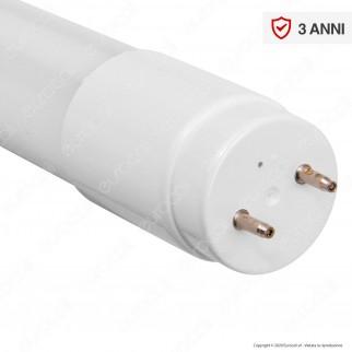 V-Tac VT-6072 SMD Tubo LED Nano Plastic T8 G13 10W Lampadina 60cm - SKU 6392 / 6393 / 6394