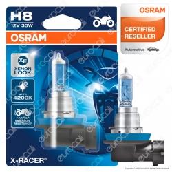 Osram X-Racer per Moto 35W - Lampadina H8