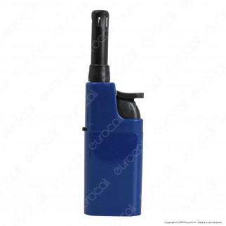 Atomic Mini BBQ Accendigas Multiuso Elettronico Ricaricabile Colori Assortiti - Box da 25 Accendini