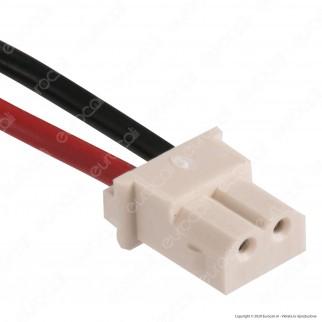 Saft Batteria Al Litio LS 14500 Stilo AA con Connettore Compatibile Antifurto Beghelli - Batteria Singola