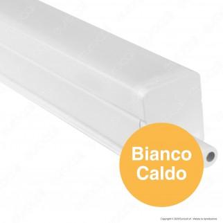 V-Tac PRO VT-125 Tubo LED T5 Chip Samsung Plafoniera Raccordabile 16W Lampadina 120cm - SKU 695 / 696 / 697