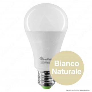 Marino Cristal Serie PRO Lampadina LED E27 18W Bulb A65