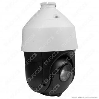 Hikvision HiLook IR Speed Dome Network Camera 2MP Telecamera di Sorveglianza IP a Colori 1080p IP66 - mod. PTZ-N4225I-DE