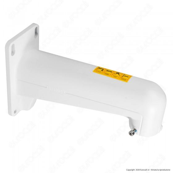 Hikvision Wall Mount Speed Dome Braccio per Montaggio a Parete Impermeabile per Telecamere HiLook - mod. DS-1602ZJ