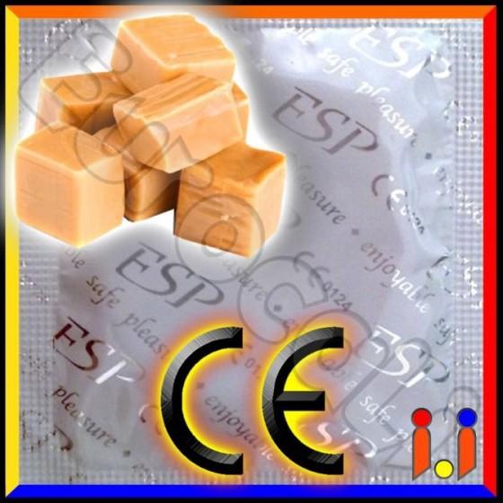 Preservativi ESP Minibar - Caramello