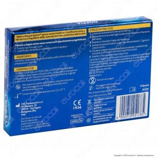 Optrex Doppia Azione Gocce Lenitive e Lubrificanti Contro il Prurito - 10 Flaconi monodose da 0,5ml