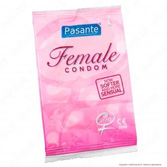 Pasante Female Condom - 1 Preservativo Sfuso