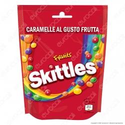 Skittles Fruits Caramelle alla Frutta Mista - Busta da 160g