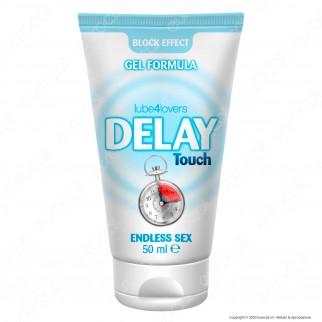 Lube 4 Lovers Delay Touch Lubrificante intimo Effetto Ritardante 50ml