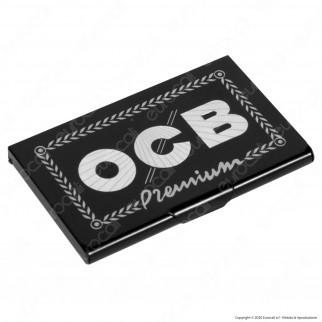 Ocb Portacartine Corte Doppie in Metallo