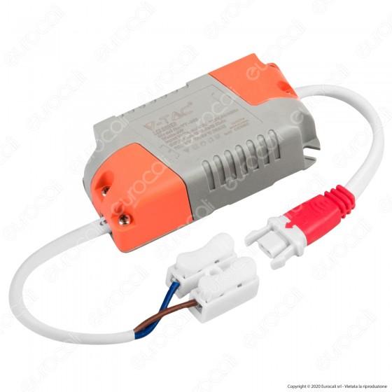 V-Tac Driver per Pannelli LED 8W Non Dimmerabile - SKU 8036