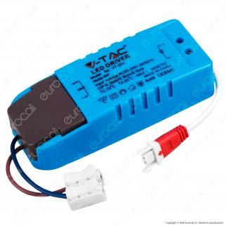 V-Tac Driver per Pannelli LED 8W Dimmerabile - SKU 8058